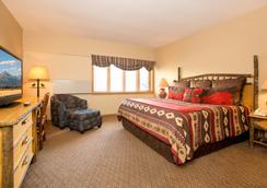 ジャクソン ホテル ロッジ - ジャクソン - 寝室