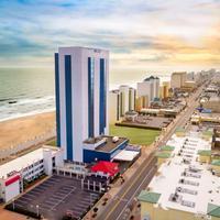 Hyatt House Virginia Beach/Oceanfront Aerial View