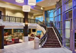 Four Points by Sheraton Little Rock Midtown - Little Rock - ロビー