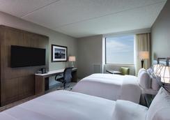Cincinnati Airport Marriott - ヘブロン - 寝室