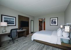 Hartford/Windsor Marriott Airport - ウィンザー - 寝室