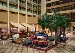 Houston Marriott Westchase - ヒューストン - ロビー