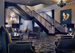 トランプ インターナショナル ホテル & タワー トロント - トロント - ロビー