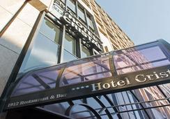 ホテル クリスタル - ミュンヘン - 屋外の景色