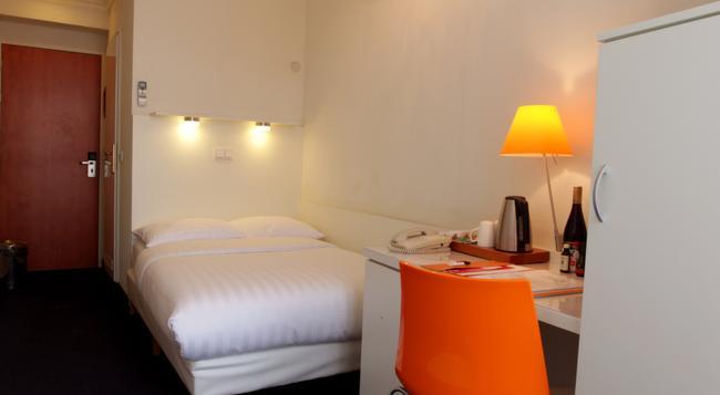 ムルタトゥリ ホテル - アムステルダム - 寝室