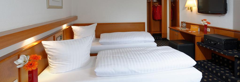 Trend Hotel - オルデンブルク - 寝室