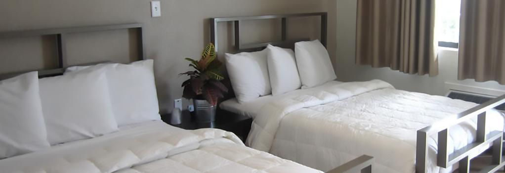 シャリマー モーテル - マイアミ - 寝室