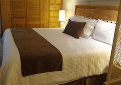 ホテル センチュリー ゾナ ロサ - メキシコシティ - 寝室