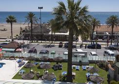 ホテル イサベル - トレモリノス - 屋外の景色