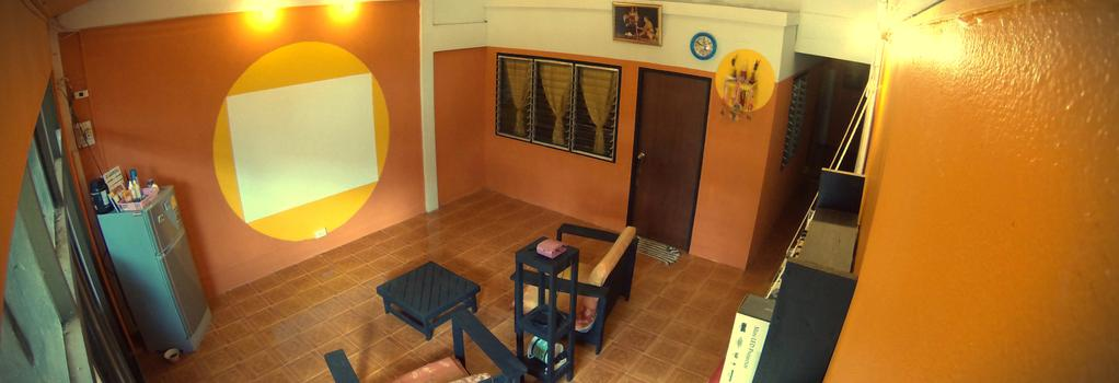 Hostaria 239 Budget Bed and Breakfast - ランタ島 - ロビー