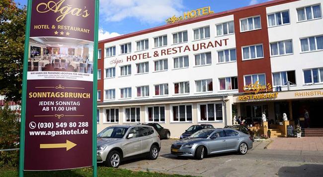アガス ホテル ベルリン - ベルリン - 建物