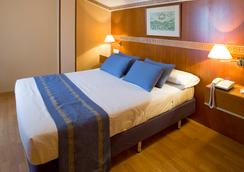 ダウロ ホテル - グラナダ - 寝室