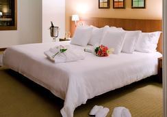 ホテル ハビテル - ボゴタ - 寝室