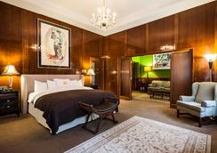 Lホテル - モントリオール - 寝室