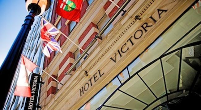 ホテル ヴィクトリア - トロント - 建物