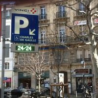 オテル デュ シュド ヴィユ ポール parking municipal