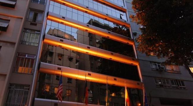 ホテル アストリア コパカバーナ - リオデジャネイロ - 建物
