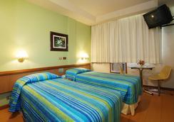 ホテル アストリア コパカバーナ - リオデジャネイロ - 寝室
