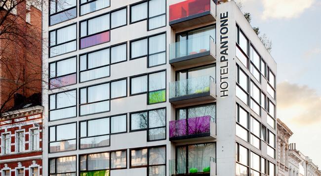 ザ パントン ホテル ブリュッセル - ブリュッセル - 建物