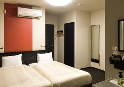 井筒ホテル 河原町三条 - 京都市 - 寝室