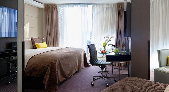 M バイ モントカーム ショーディッチ ロンドン テック シティ - ロンドン - 寝室