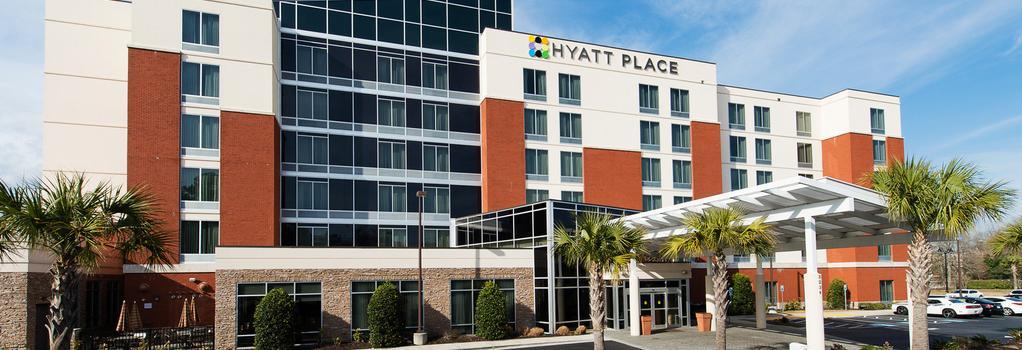Hyatt Place Charleston Airport/Convention Center - North Charleston - 建物