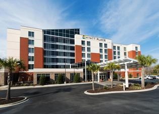 Hyatt Place Charleston Airport Convention Center