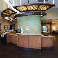 Hyatt Place Charleston Airport Convention Center Lobby