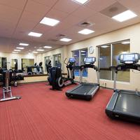 Hyatt Place Charleston Airport Convention Center Gym