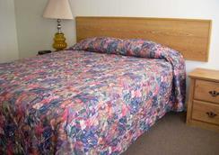 Apache Motel - モアブ - 寝室