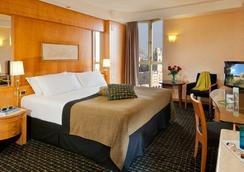 レオナルド プラザ ホテル エルサレム - エルサレム - 寝室
