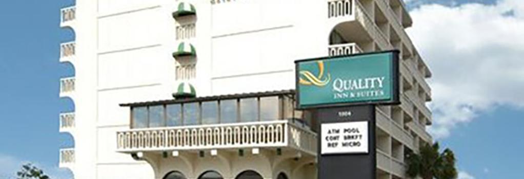 Quality Inn & Suites - マートル・ビーチ - 建物