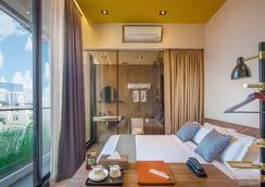 ホテル ヤン - シンガポール - 寝室