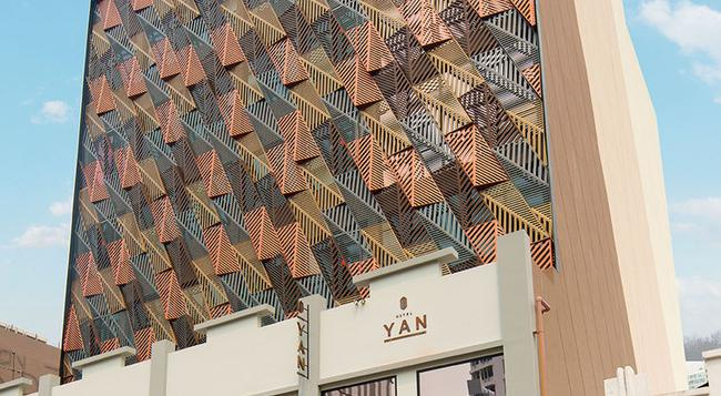 ホテル ヤン - シンガポール - 建物