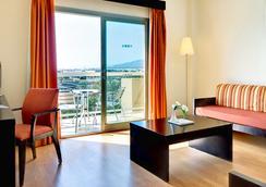 Cabogata Mar Garden Hotel & Spa - アルメリア - 寝室