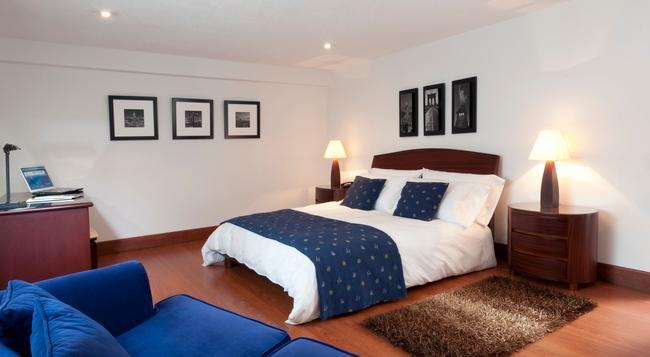 Hotel Casablanca 93 - ボゴタ - 寝室