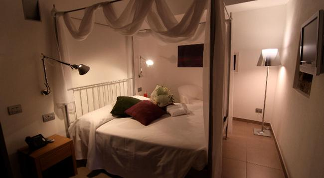 Hotel San Rocco - ベルガモ - 寝室