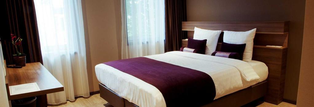 ドリーム ホテル アムステルダム - アムステルダム - 寝室