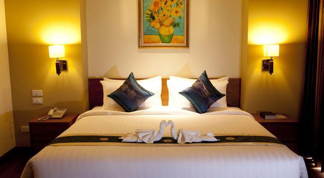 ランタナ リゾート - バンコク - 寝室