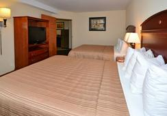 Quality Inn & Suites Northampton- Amherst - Northampton - 寝室