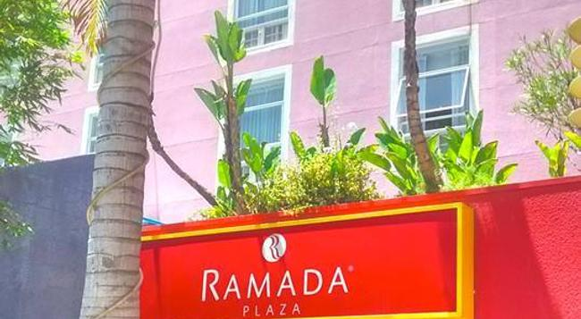 ラマダ プラザ ウェスト ハリウッド ホテル & スイーツ - ウェスト・ハリウッド - 建物