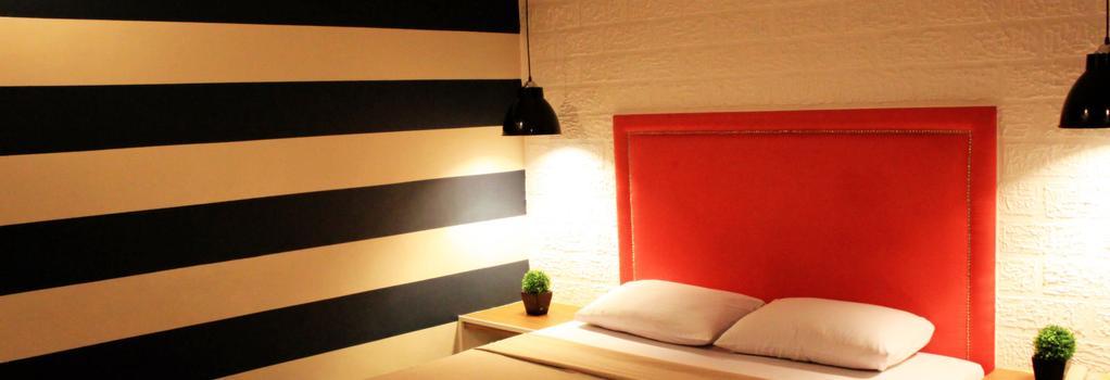 ショウグン スイート ホテル - Pasay - 寝室