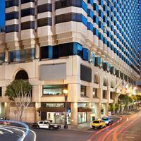 ヒルトン パーク 55 サンフランシスコ ユニオンスクエア Hotel Front