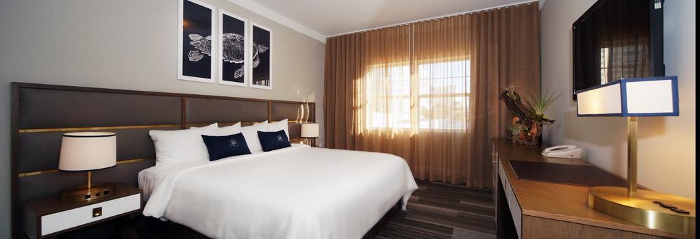 サン ファン ホテル マイアミ ビーチ - マイアミ・ビーチ - 寝室