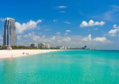 サン ファン ホテル マイアミ ビーチ - マイアミ・ビーチ - 屋外の景色