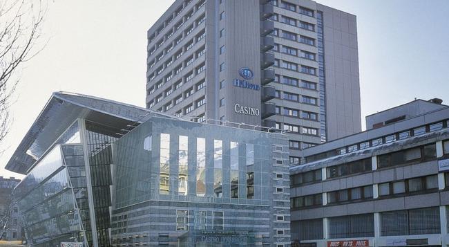 ヒルトン インスブルック - インスブルック - 建物