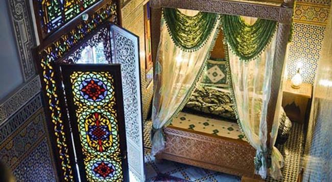 Riad Rcif - フェズ - 建物