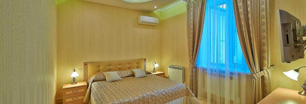 Park-Hotel Sheremetevsky - モスクワ - 寝室