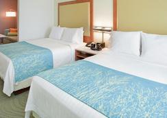 SpringHill Suites by Marriott Houston Brookhollow - ヒューストン - 寝室