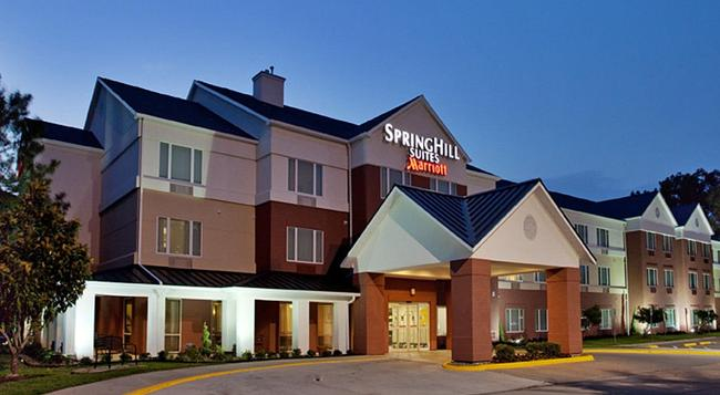 SpringHill Suites by Marriott Houston Brookhollow - ヒューストン - 建物